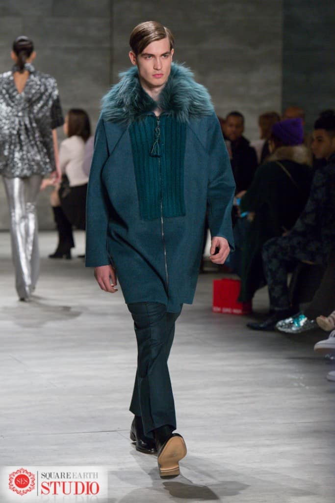 Son Jung Wan - Fall 2015- Photo by Maryna Marston