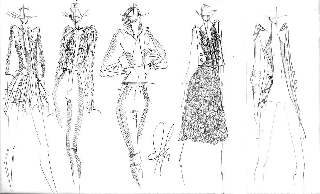 Designer Shares Tips For Creating Your Own Fashion Design Process Fashion Mingle