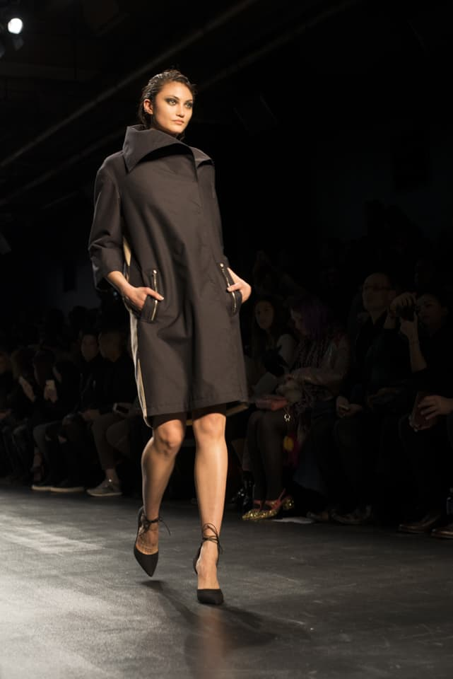 Francesca Liberatore, NYFW Fall/Winter 2016