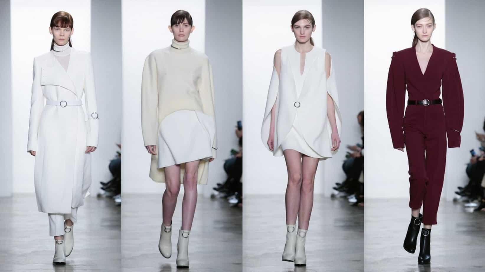Dion Lee NYFW Fall Winter 2016