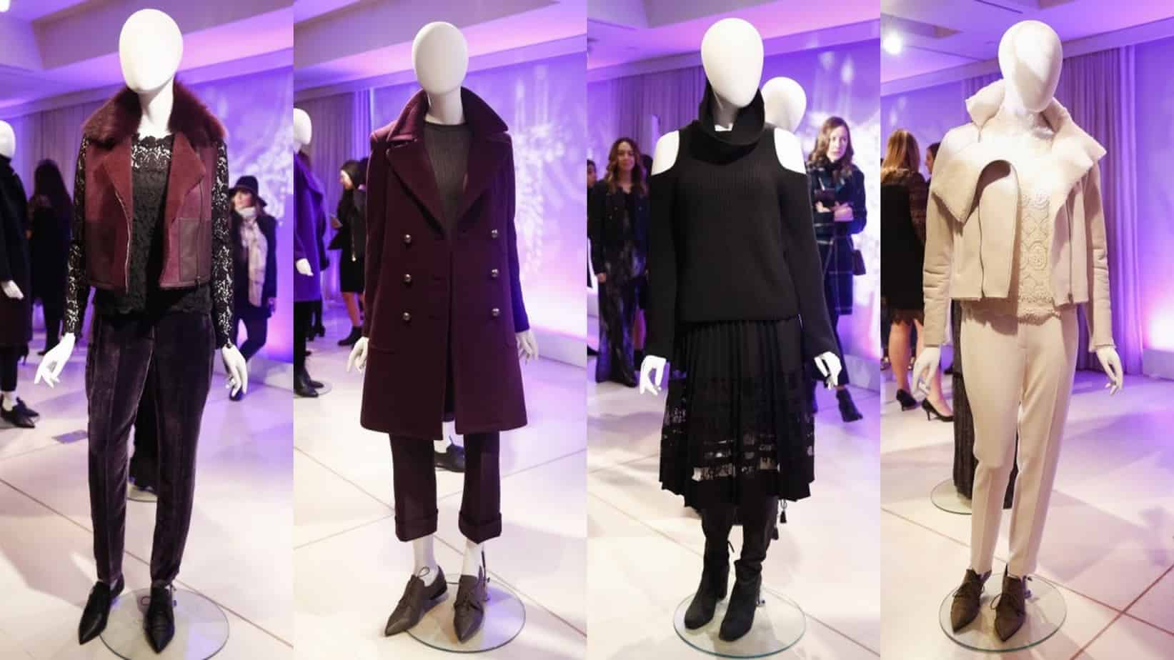 Elie Tahari NYFW FW 2016 Collection