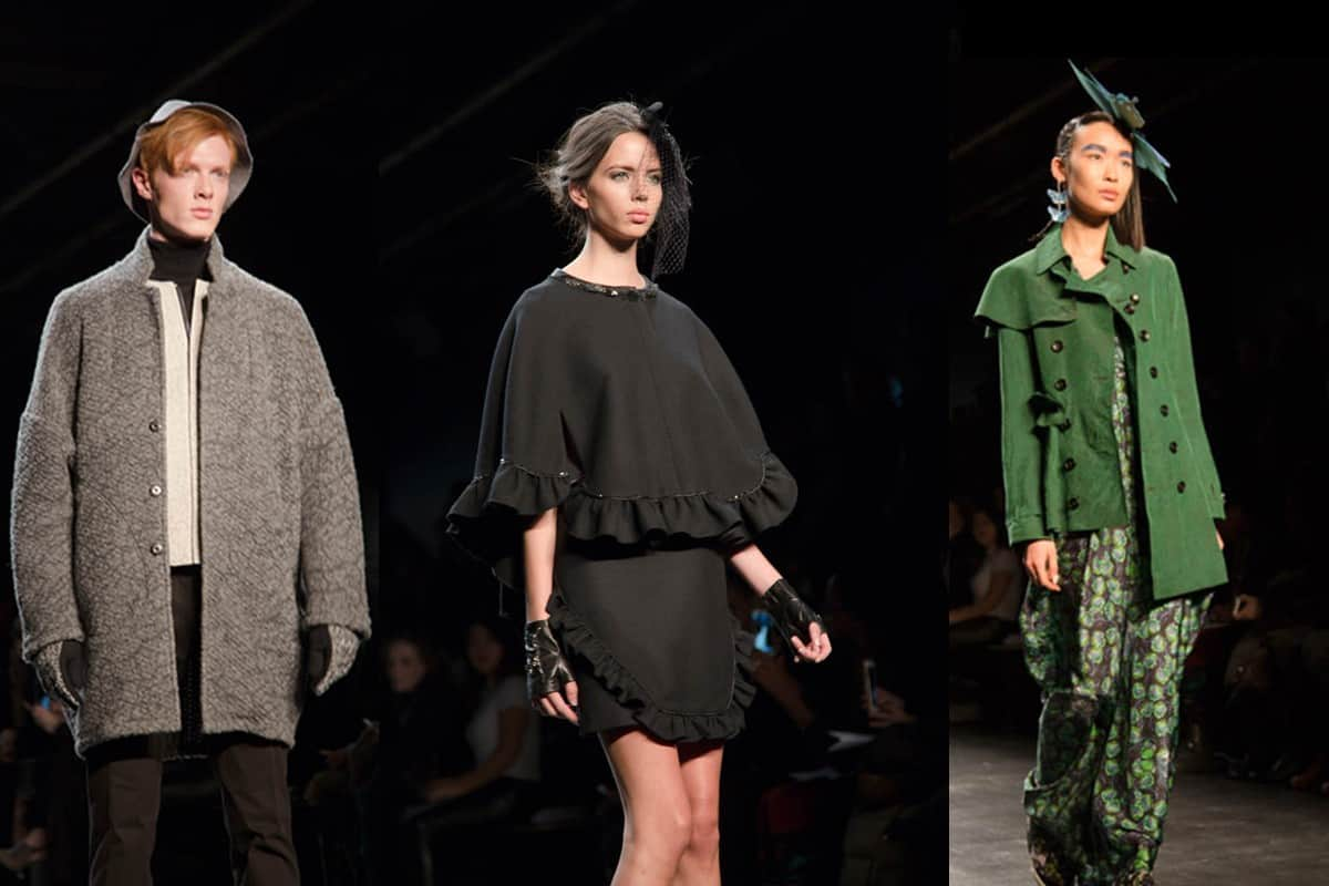 Hong Kong Fashion Loom Loop Fall 2016