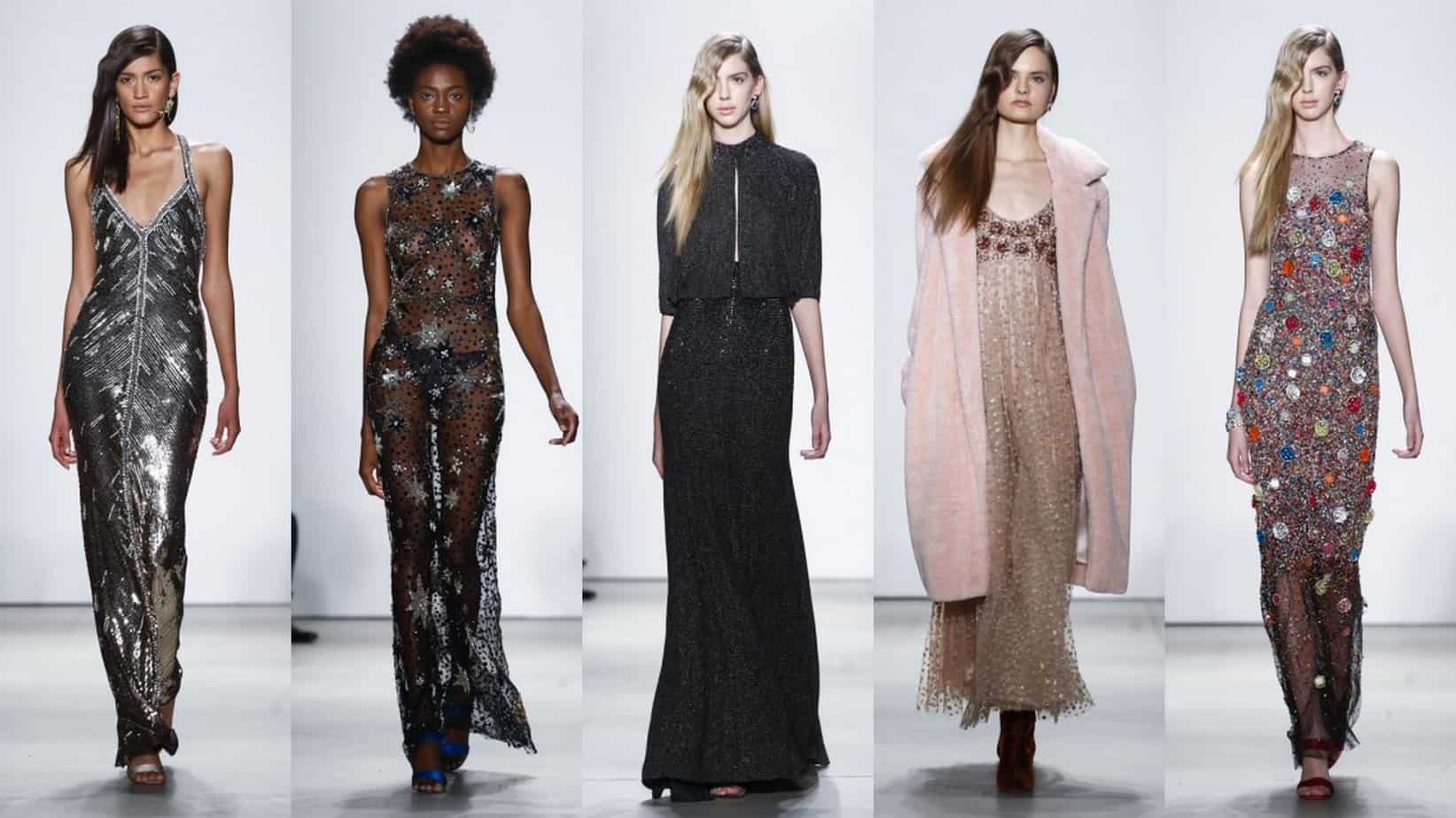 Jenny Packham NYFW FW 2016 Collection