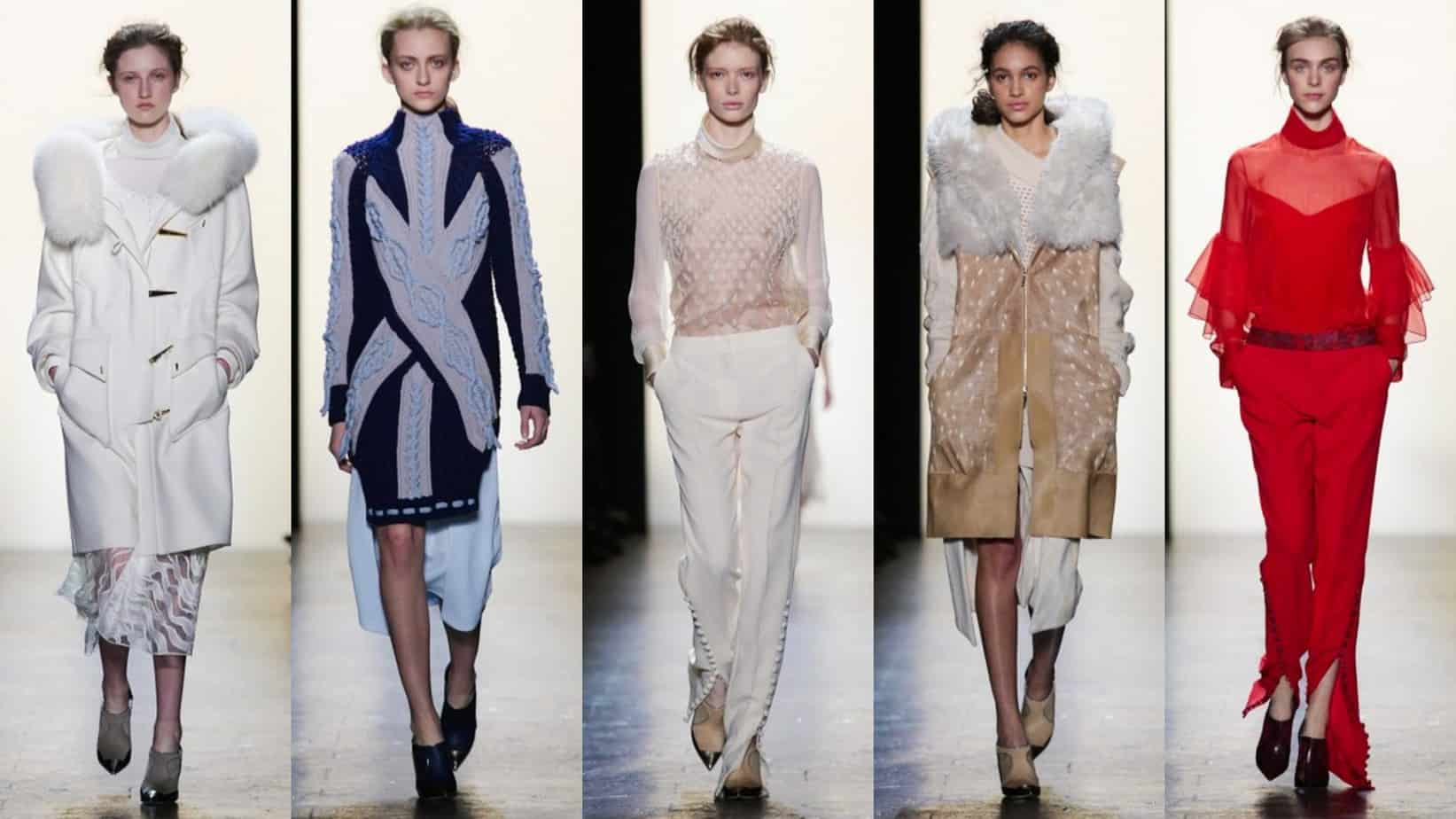 Prabal Gurung NYFW FW 2016 Collection