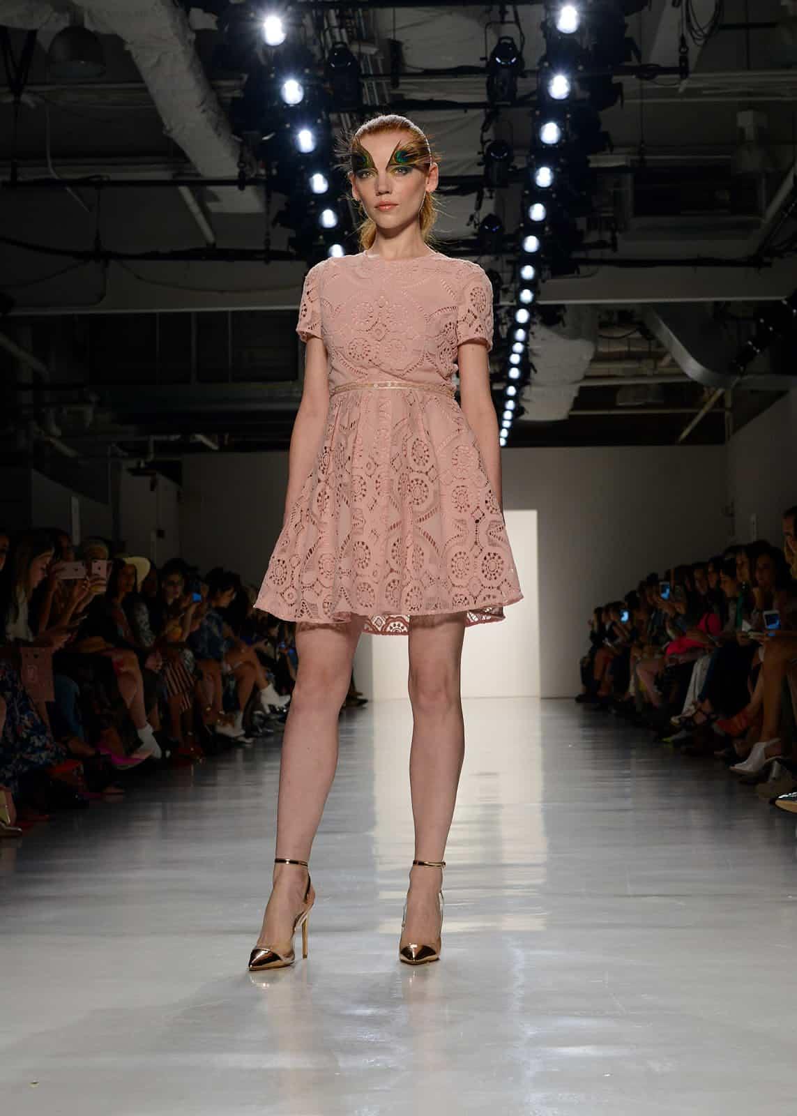 Dan Liu Inspires the Modern Feminine Wardrobe with Spring Cocktail ...