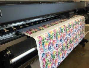 Mimaki Textile Printing