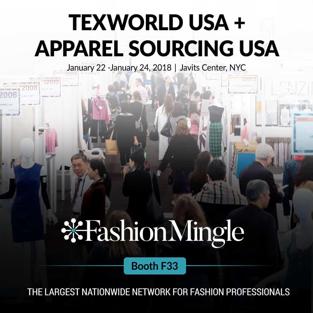 Texworld USA + Apparel Sourcing USA