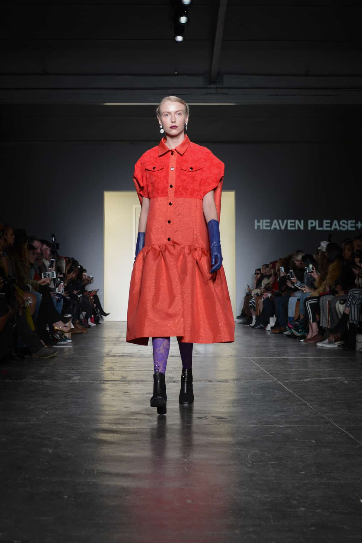 Anveglosa Harrison Wong And Heaven Please Debut Fall 2018 Collections