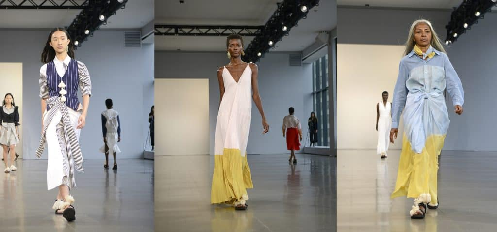 Flowing Through Nyfw With Tome S S 2019 Fashion Mingle