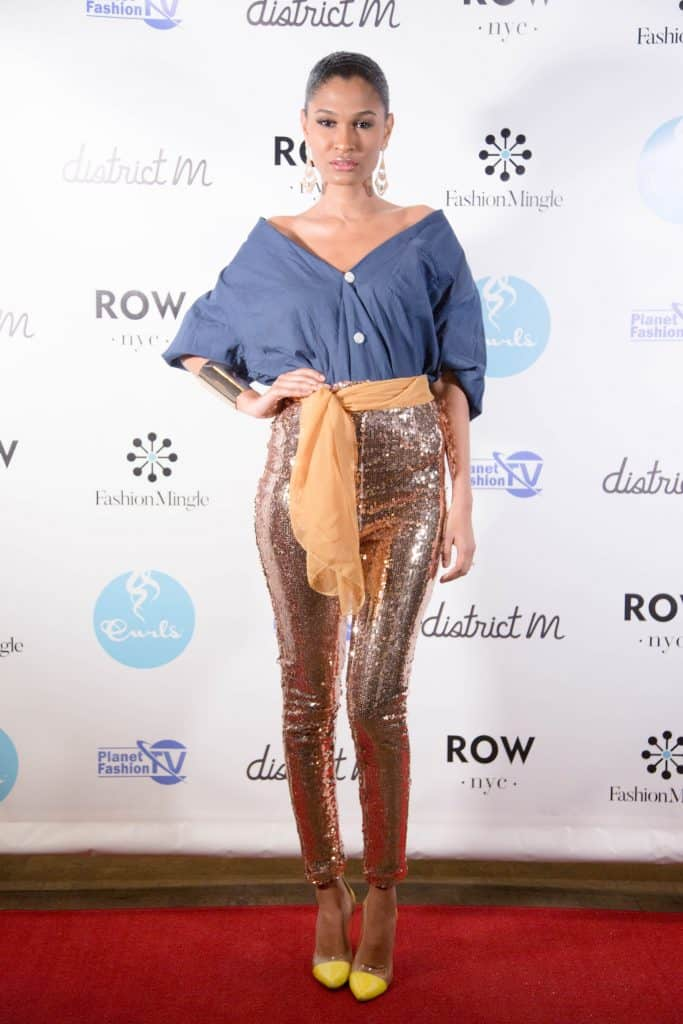 ARITA at NYFW Fashion Week Networking Party