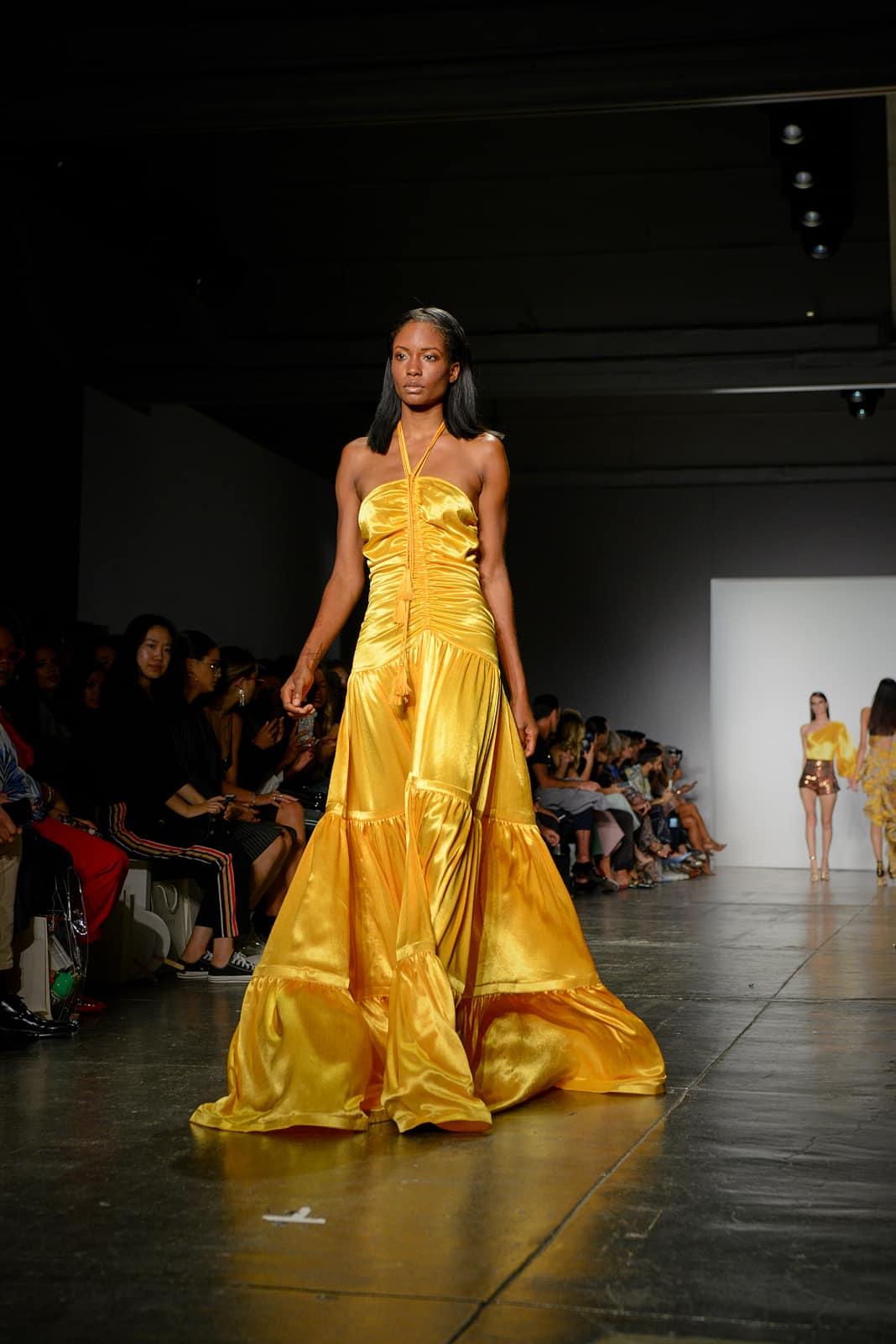Fashion Palette Runway Presentation