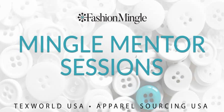 Texworld 2019: Book your mingle mentor session