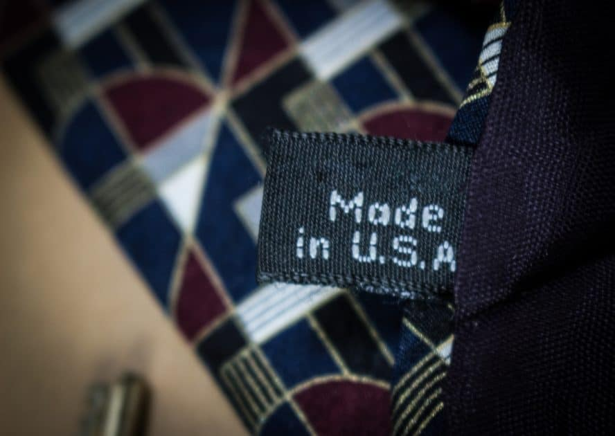 Made in the USA - photo by Cindy Shebley