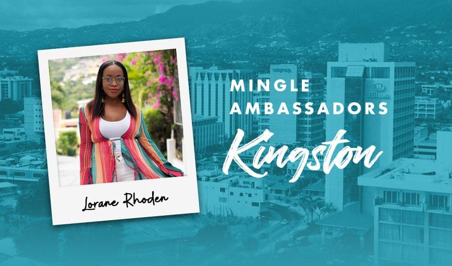 Get to know Caribbean lifestyle blogger Lorane Rhoden