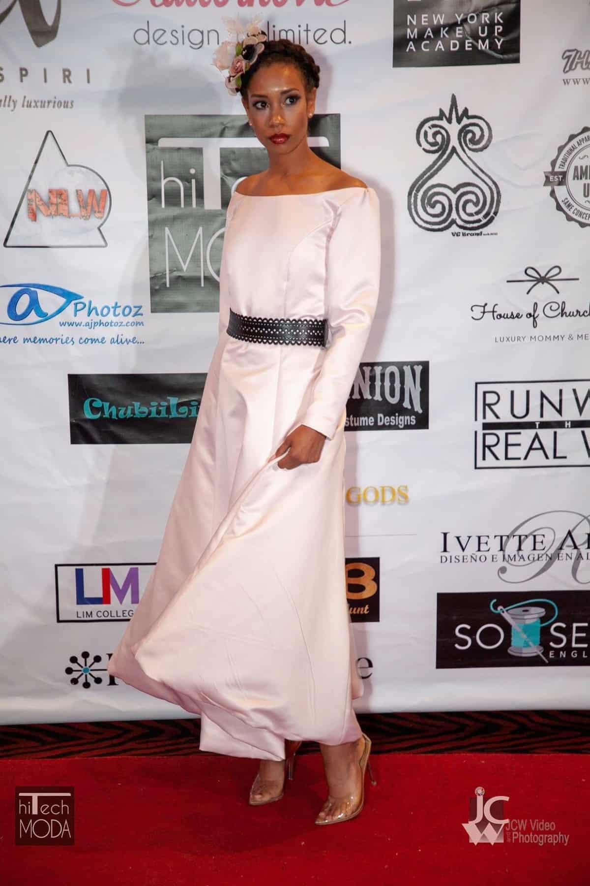 Designs by Columbus fashion designer Mellissa Miller