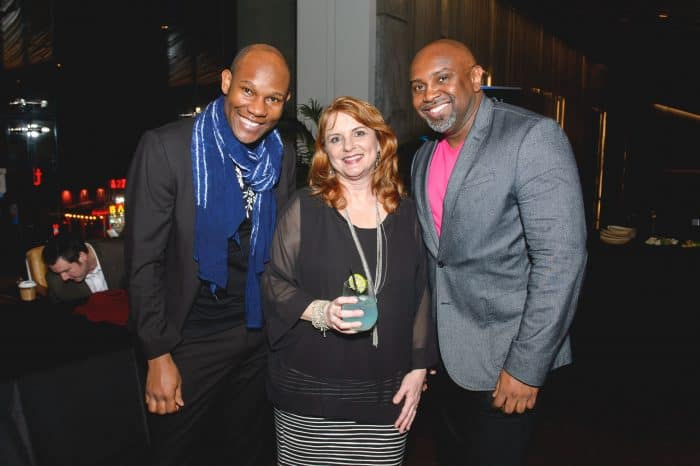 Attending fashion networking events is a great way to make new connections