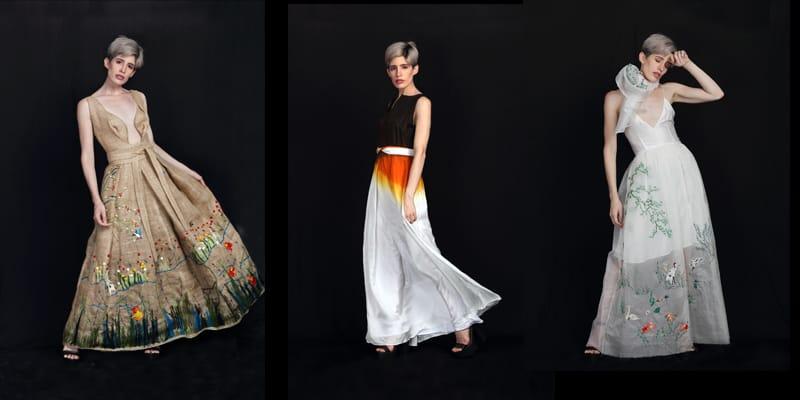 United Nations Green Fair 2019 | Sustainable Fashion Designer Runa Ray