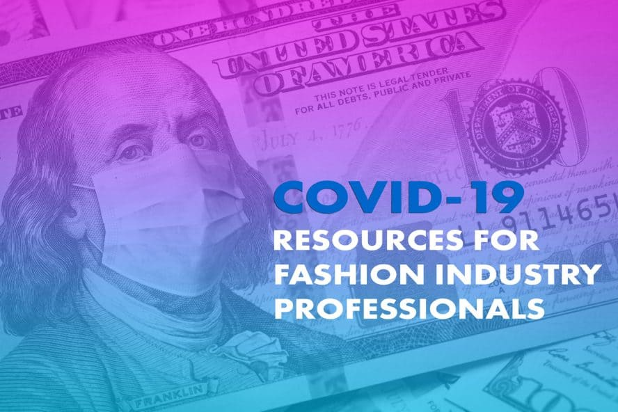 Coronavirus Resource Guide for Fashion Industry Businesses