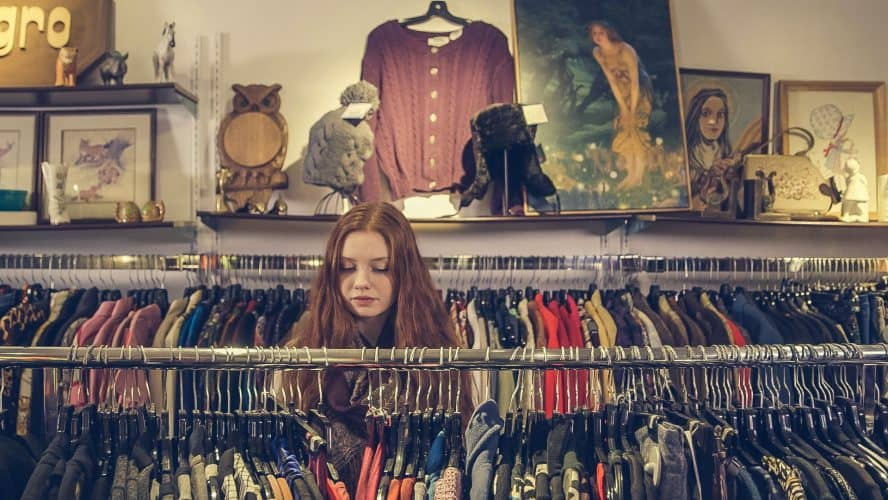 Ethical Thrifting