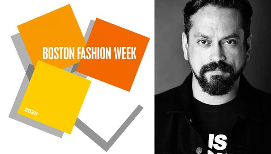 Boston Fashion Week founder, Jay Calderin