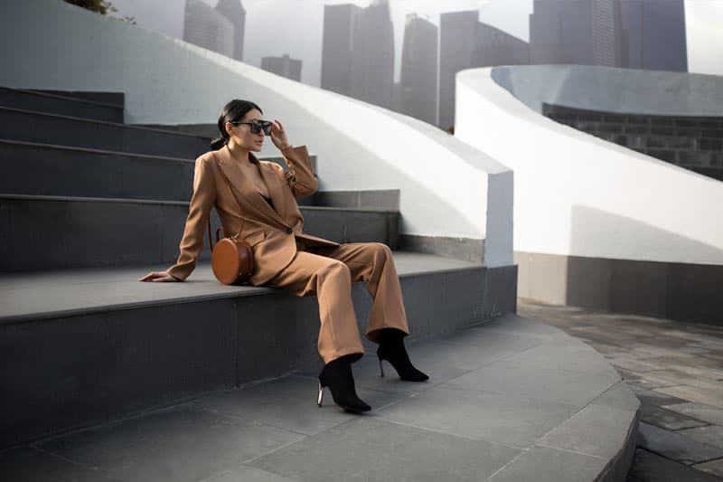 Women's Knitted Suits